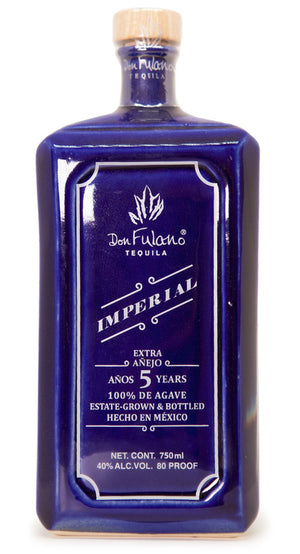 Don Fulano Imperial 5 Year Old Extra Anejo Tequila - CaskCartel.com
