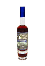 Down Home Bourbon 5 & 1/2 Year Batch #1 122.6 Proof Kentucky Straight Bourbon Whiskey