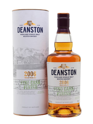 Deanston 2006 12 Year Old Fino Finish Single Malt Scotch Whisky - CaskCartel.com