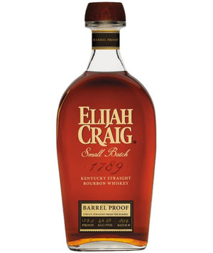 Elijah Craig Barrel Proof Bourbon - CaskCartel.com