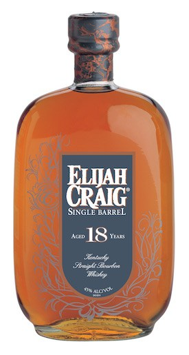 Elijah Craig Single Barrel 18 Year Old Bottled 2019 Kentucky Straight Bourbon Whiskey at CaskCartel.com