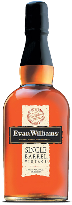 Evan Williams Single Barrel Bourbon Whiskey - CaskCartel.com