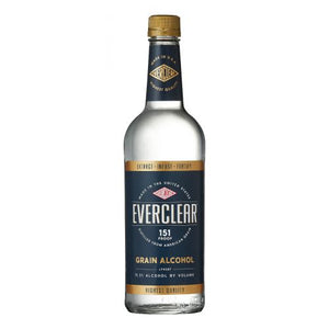 Everclear 151 750ml | Proof Grain Alcohol at CaskCartel.com