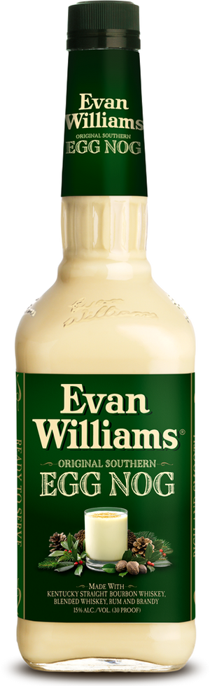 Evan Williams Egg Nog Liqueur - CaskCartel.com