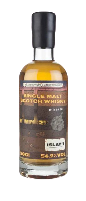 Islay #1 - Batch 1 (That Boutique-y Whisky Company) Whiskey at CaskCartel.com