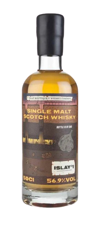 Islay #1 - Batch 1 (That Boutique-y Whisky Company) Whiskey