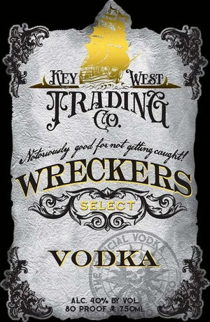 Wreckers Select Vodka at CaskCartel.com