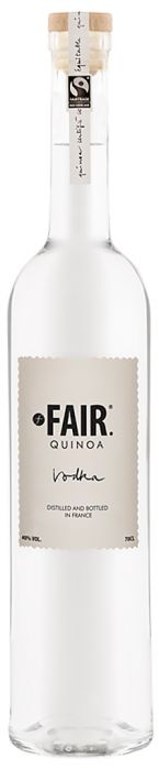 Fair Quinoa Vodka - CaskCartel.com