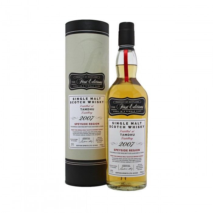 Tamdhu 2007 The First Editions 11 Year Old Single Malt Scotch Whisky