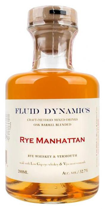Fluid Dynamics Rye Manhattan