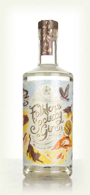 Folklore Society Gin | 700ML at CaskCartel.com