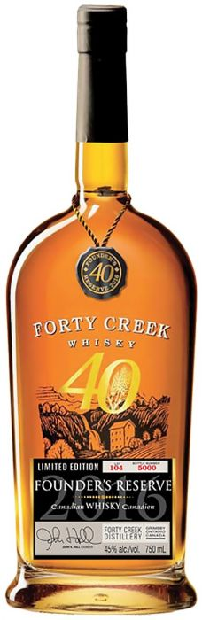 Forty Creek Founder's Reserve