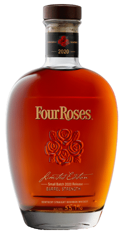 Four Roses 2020 Limited Edition Small Batch Bourbon Whiskey at CaskCartel.com