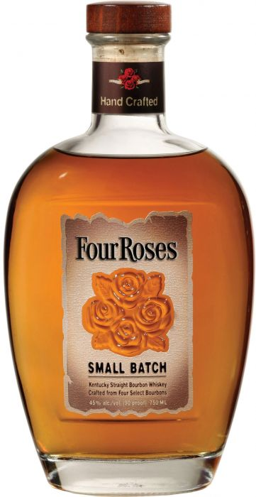 Four Roses Small Batch Kentucky Straight Bourbon Whiskey - CaskCartel.com