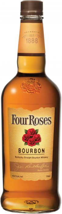 Four Roses Yellow Label Kentucky Straight Bourbon Whiskey - CaskCartel.com