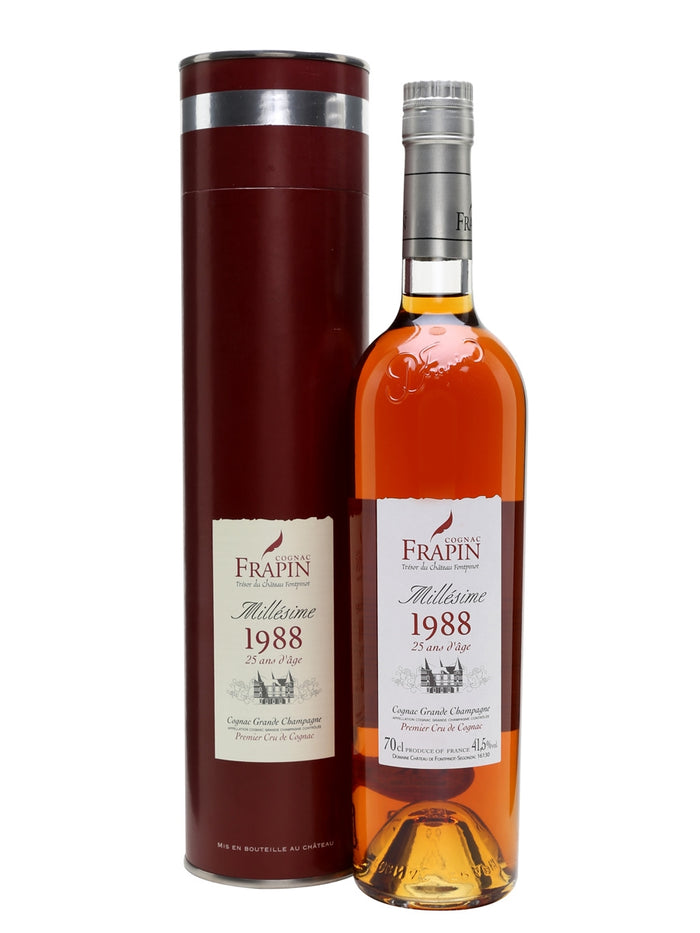 Frapin Vintage 1988 Grand Champagne Cognac