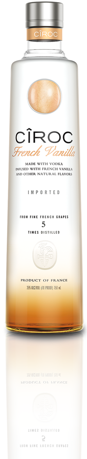 Ciroc French Vanilla Vodka - CaskCartel.com