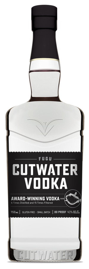 Cutwater Fugu Vodka at CaskCartel.com