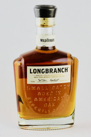 Wild Turkey Longbranch Kentucky Straight Bourbon Whiskey2 - CaskCartel.com