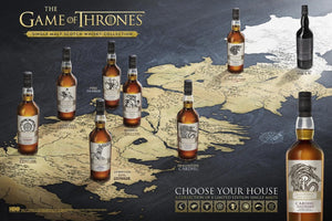 GAME OF THRONES WHISKEY COLLECTION2  - CaskCartel.com