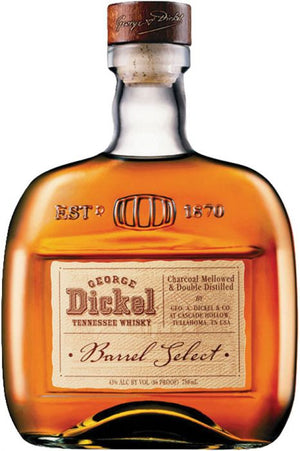 George Dickel Barrel Select Tennessee Whisky - CaskCartel.com