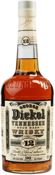 George Dickel Superior No. 12 Whisky - CaskCartel.com
