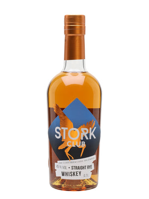 Stork Club Straight Rye Whiskey | 700ML at CaskCartel.com