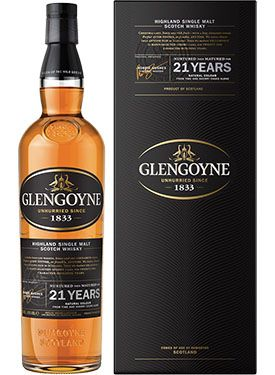 Glengoyne 21 Year Old Highland Single Malt Scotch Whisky - CaskCartel.com