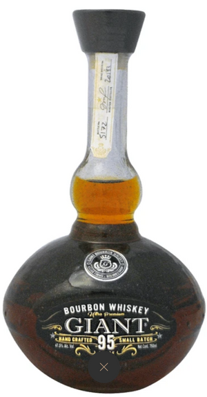 Giant Texas Pot Still 95 Proof Small Batch Bourbon Whiskey at CaskCartel.com
