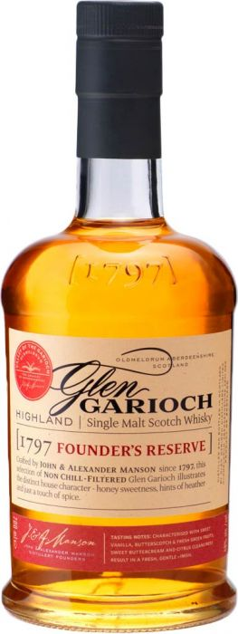 Glen Garioch 1797 Founder's Reserve Single Malt Whisky - CaskCartel.com