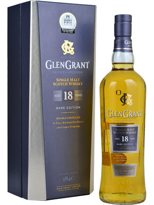 Glen Grant 18 Year Old Rare Edition Scotch Whisky - CaskCartel.com
