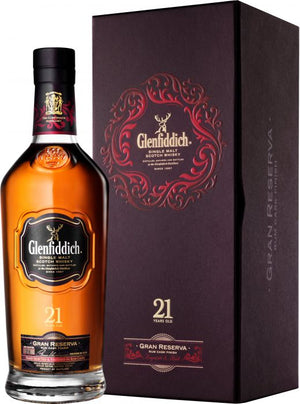Glenfiddich 21 Year Old Single Malt Scotch Whiskey - CaskCartel.com