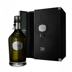 Glenfiddich 50 Year Old Speyside Single Malt Scotch Whisky - CaskCartel.com