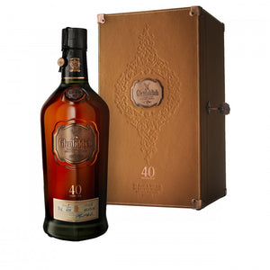 Glenfiddich 40 Year Old Lowland Single Malt Scotch Whisky - CaskCartel.com