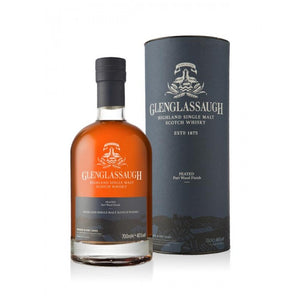 Glenglassaugh Peated Port Wood Finish Single Malt Scotch Whisky - CaskCartel.com