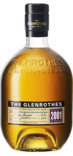 The Glenrothes 2001 Vintage - CaskCartel.com