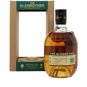 Glenrothes 1992 - 2nd Release Single Malt Scotch Whisky - CaskCartel.com