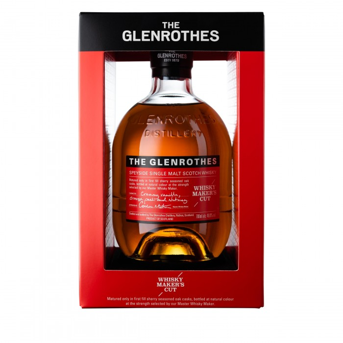 The Glenrothes Maker's Cut - Soleo Collection Single Malt Scotch Whisky
