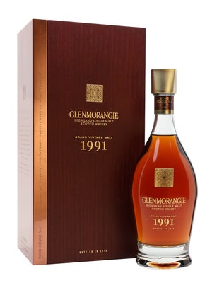 Glenmorangie Grand Vintage 1991 Highland Single Malt Scotch Whisky - CaskCartel.com