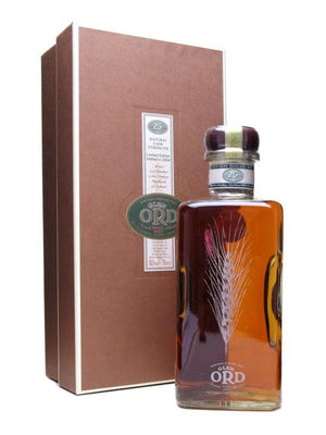 Glen Ord 25 Year Old Highland Single Malt Scotch Whisky - CaskCartel.com
