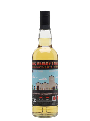 Invergordon 1987 32 Year Old Whisky Trail Video Games Single Grain Scotch Whisky | 700ML at CaskCartel.com