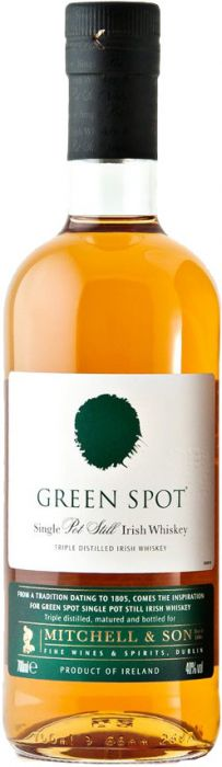 Green Spot Single Pot Still Irish Whisky - CaskCartel.com