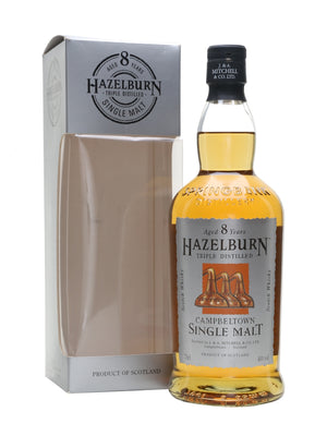 Hazelburn 8 Year Old Single Malt Scotch Whisky - CaskCartel.com