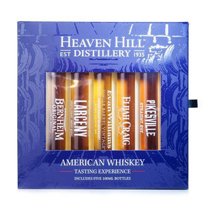 Heaven hill American Whiskey Tasting Experience Gift Set - CaskCartel.com
