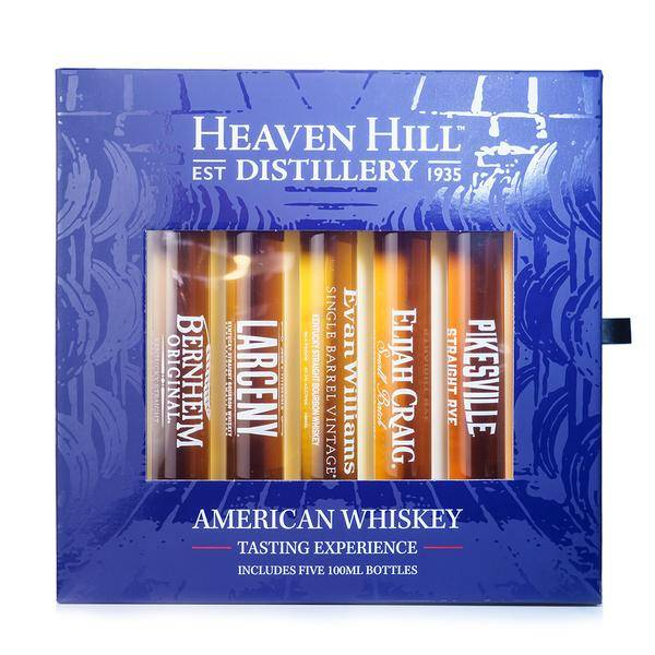 Heaven Hill American Whiskey Tasting Experience Gift Set