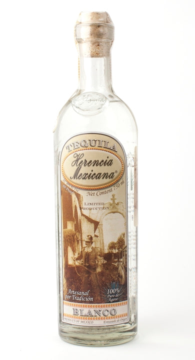 Herencia Mexicana Blanco Limited Edition Tequila