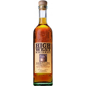 High West Campfire Whiskey - CaskCartel.com
