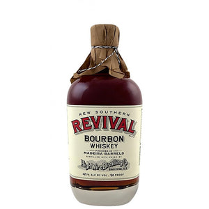 New Southern Revival Four Grain Madeira Finish Bourbon Whiskey - CaskCartel.com