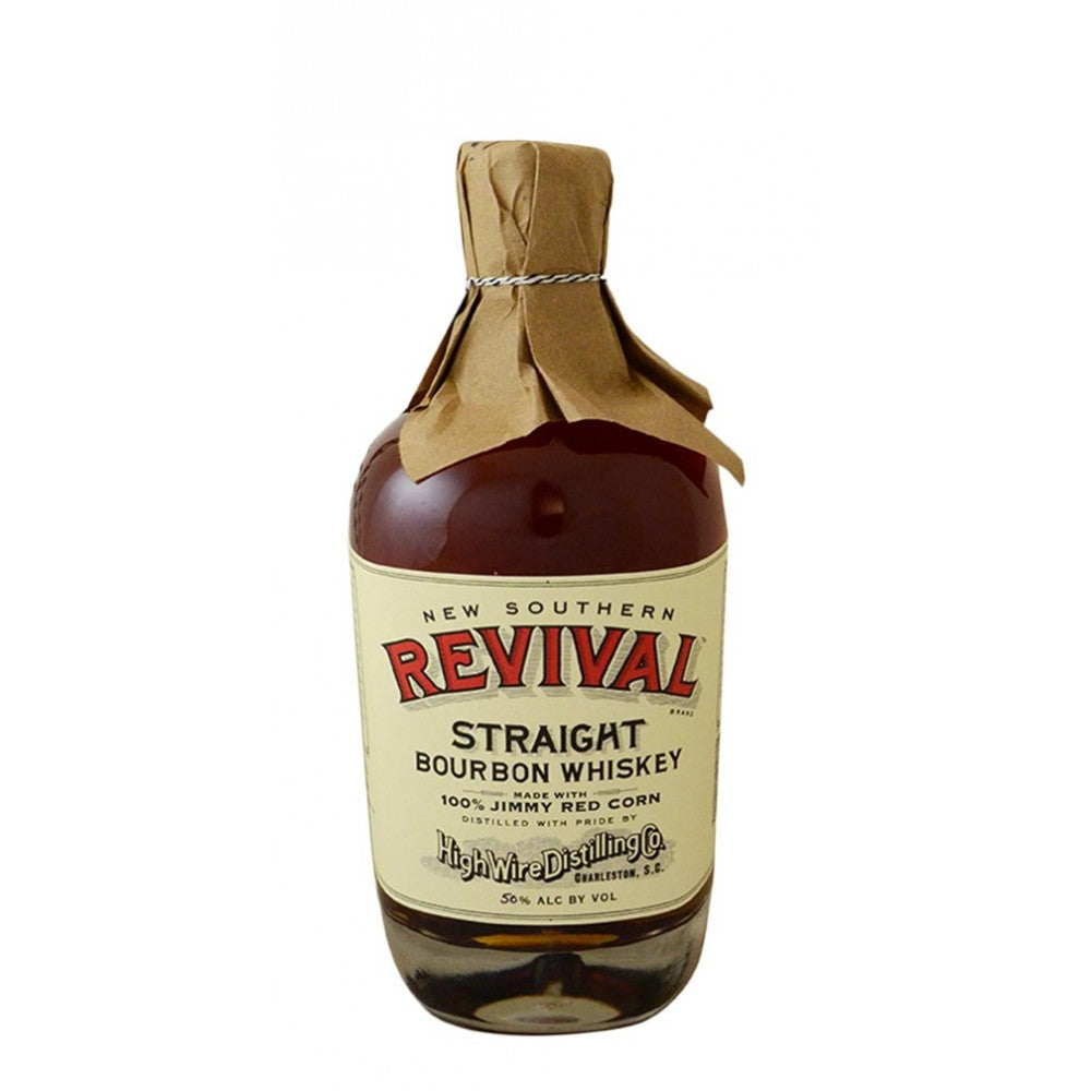 New Southern Revival 100% Jimmy Red Corn Straight Bourbon Whiskey - CaskCartel.com