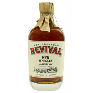 New Southern Revival Straight Rye Whiskey - CaskCartel.com